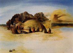 Salvador Dali, sus grandes pinturas - Taringa!