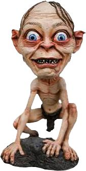 Lotr Headknocker Smeagol - An expansion to our popular Head Knocker brand brings you characters from The Hobbit and the Lord of the Rings trilogy. Hobbit Art, The Hobbit, Cartoon Art, Cartoon Characters, Gollum Smeagol, Realistic Cartoons, Funny Caricatures, 5 Anime, Skull Wallpaper