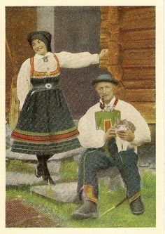 Norway mini pack Adults Costumes, via Flickr.