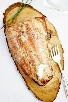 Smoked Salmon www.bellalimento.com