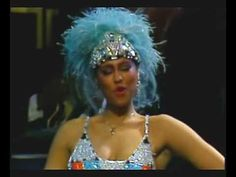 """Phyllis Hyman on Broadway in """"Sophisticated Ladies"""" 1981"""