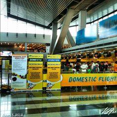 集合時間早過ぎだよ。 NAIA3 #airport #philippines #空港 #フィリピン