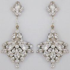 pretty, elegant earrings