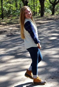 Country and Class: Flannels + Vests