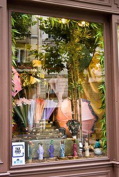 Paris Parasols - Madeleine Gely's by BuckeyeNut81, via Flickr