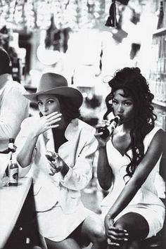 Always a Gentleman...Never a Saint — Pretty Girls & Bourbon