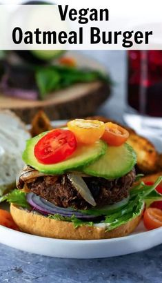 Neat ideas rapide presse-healthy home-made burgers!