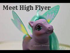 MEET MY PONIES #2 - High Flyer
