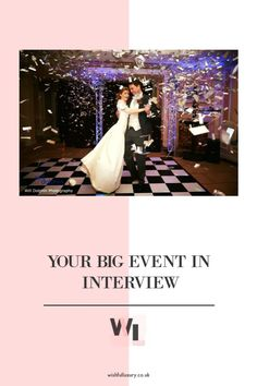 Your Big Event from down in Devon are this weeks wedding supplier interview. After having them at my wedding last year I knew that I had to let more of you know of their AMAZING services! Being There For Someone Quotes, Groom Socks, Youth Club, New Wife, Have A Day, Wedding Entertainment, I Got Married, I Work Out, Luxury Life