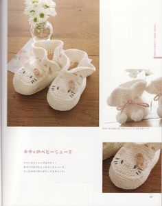 Crochet Hello Kitty Hat Bag Pattern Patterns-A