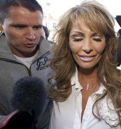 Anni Fønsby ved retten i Odense onsdag den 1. juni 2011. Her blev hun fundet sky... - Sonny Munk Carlsen