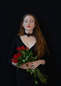 Ridgways / Woman with roses
