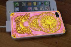 Sakura The Clow design for iPhone 4/4s/5/5s/5c by furdancase, $14.89