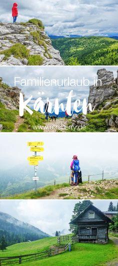 Familienurlaub in Kärnten - Feriendorf Kirchleitn mit Ranger Tagen für Kinder [Österreich, Wandern im Nockberge Nationalpark]