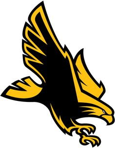 Southern Miss Golden Eagles Alternate Logo (2003) -