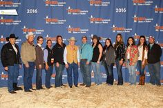 This crew puts on one heck of a livestock show! Congrats to all 2016 Houston Livestock Show Exhibitors! Safe travels and we'll see y'all next year! #showchamps