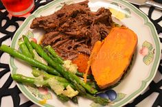 Moore babies: {Pinned there, Done that} Balsamic Roast Beef
