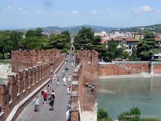 Ponte Castelvecchio, Verona