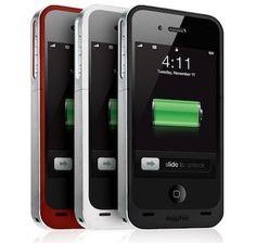 Mophie Juice Pack Air, funda con batería interna para iPhone