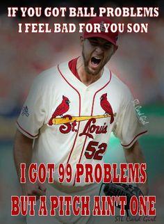 Wacha Wacha Wacha!!! Go Cardinals!!
