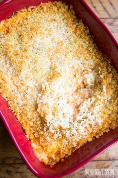 Chicken Parmesan Dip...