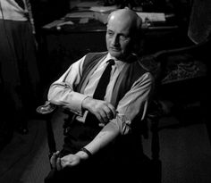 Otto Frank shows his Auschwitz camp number.