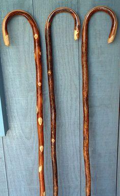 Wooden Staff | Shepherd Staff Wood Appalachian wooden canes