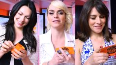 What's under those prison jumpsuits? 'Orange is the New Black' stars quiz each other