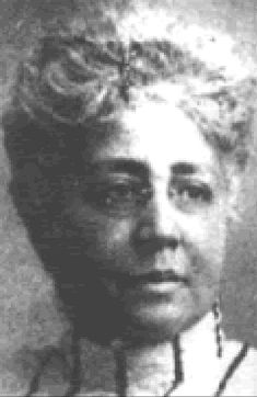 On July 29, 1895 Josephine St. Pierre Ruffin, founder of the New Era Women's Club of Boston, organized the first  National Conference of Colored Women. Two years later the National Association of Colored Women was formed with Mary Church Terrell as its first president and Ruffin as editor of its newspaper. Click through for the text of Ruffin's welcome speech at the 1895 event. #TodayInBlackHistory