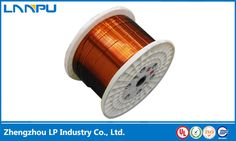 Ultra Fine Rectangular Enameled Copper Wire   Diameter: a: 0.025-0.400 b: 0.025-3.0   Temp class: 200, 220   Application: electronic transformer, micro motor, computer connector, other specific purposes.