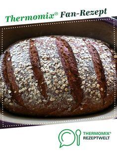 Zahlinger Vitalbrot - Dinkel-Roggen-Mischbrot von Thermi-TPC Bine. Ein Thermomix ® Rezept aus der Kategorie Brot & Brötchen auf www.rezeptwelt.de, der Thermomix ® Community.