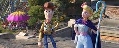 Tim Allen, Bonnie Hunt, and Wallace Shawn in Toy Story 4 Disney Pixar, Walt Disney, Trailers, Toy Story Funny, Bonnie Hunt, Wallace Shawn, Annie Potts, Tom Hanks, Princess Zelda