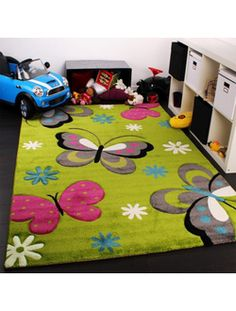 Kids Bedroom Rugs kids rug 115 x 165cm - cars and trucks | baby care | pinterest