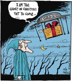 Strange Brew - Christmas humor - The ghost of Christmas yet to come