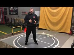 Push off the Heel - Top 10 Glide Shot Put Mistakes and Corrections - Video Shot Put, Power Out, Track Workout, Training Center, Track And Field, Coaching, Shots, Mistakes, Raven