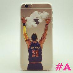 NBA phone case james harden michael jardan lebron james iphone 6 6Plus 5