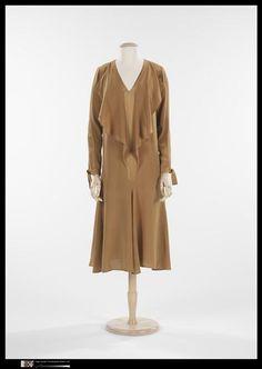 Silk Dress, Jean Patou, ca.1927