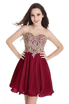 89e6424f62 Lace Applique Party Dress with built-in bra - Cheap Christmas Party Dresses  Junior Homecoming