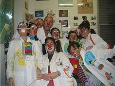 "Clown Care - Wikipedia page  The Big Apple Circus's signature community outreach program, brings specially trained clown ""doctors"" from the circus to hospitalized children at 18 leading pediatric facilities across the United States. http://www.bigapplecircus.org/clown-care"