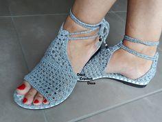 Crochet Sandals, Crochet Boots, Crochet Slippers, Crochet Baby, Knit Crochet, Crochet Converse, Crochet Slipper Pattern, Shoe Pattern, Knitting Socks