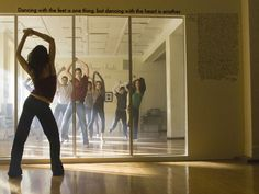 Selena dancing in Another Cinderella Story