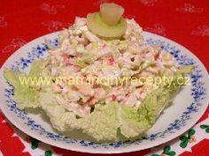 Sváteční salát Guacamole, Potato Salad, Ethnic Recipes, Food, Pineapple, Essen, Meals, Yemek, Eten