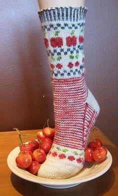 Apple socks