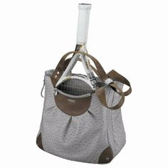 Wilson Verona Tote Gray by Wilson. $49.95. Side pockets to hold accessoriesComplimentary cosmetic case included!