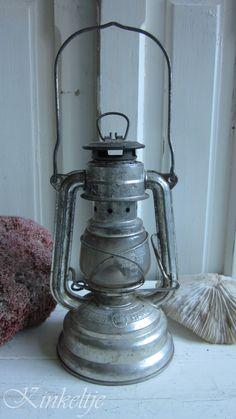 Oude stormlamp: Nier-Feuerhand, Super Baby 176 special