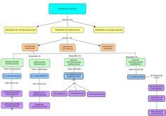Como elaborar un mapa conceptual o conceptuales