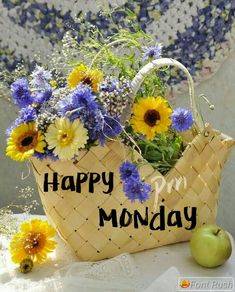 Good Morning Happy Monday, Good Morning Wishes, Good Morning Quotes, Happy Day, Monday Blessings, Days Of Week, Morning Greetings Quotes, Monday Quotes, Working On It