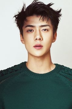 Sehun ♥ Real Name : Oh Se Hoon ♥ Birthday : April 12,1994 ♥ Birthplace : Seoul, South Korea ♥ Height : 183 cm ♥ Occuption : Singer (member of EXO)