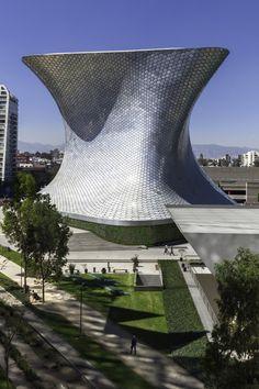 museo soumaya - mexico city mexico - fr-ee + fernando romero enterprise - photo by rafael gamo