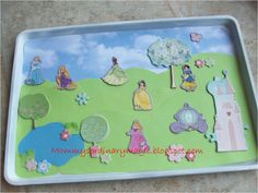 Ordinary Magic: Magnetic 'Princess Puzzle'